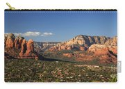 Airport Mesa Overlook At Sunset Carry-all Pouch