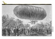 Airship Ascent, 1883 Carry-all Pouch