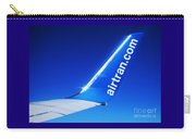Collectible Airtran Wing Carry-all Pouch