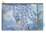 Airy King Of Wands Carry-all Pouch
