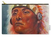 Akecheta, Native American Carry-all Pouch