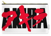 Akira Japan Anime Carry-all Pouch
