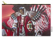 Akwesasne Mohawk Carry-all Pouch
