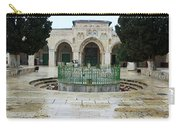 Al Aqsa Main Entrance Carry-all Pouch