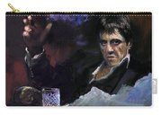 Al Pacino Snow Carry-all Pouch