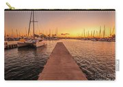 Ala Wai Harbor Sunset Carry-all Pouch