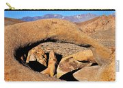 Alabama Hills Arches Carry-all Pouch