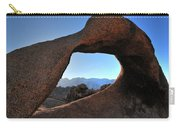 Alabama Hills Window Carry-all Pouch