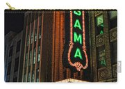 Alabama Theater Carry-all Pouch