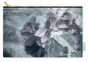 Alabaster Petals Carry-all Pouch