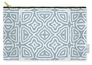 Alahambra Blue Carry-all Pouch