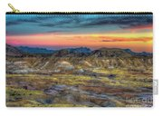 Alamo Creek Sunset Carry-all Pouch