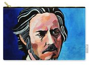 Alan Watts Carry-all Pouch