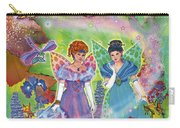 Alaska Berry Fairies Book 2 Lizzie Scarlet Carry-all Pouch