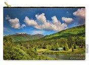 Alaska Digital Paint Carry-all Pouch