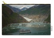 Alaska Endicott Glacier Carry-all Pouch