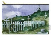 Alaska Graveyard  Carry-all Pouch