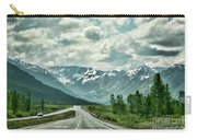 Alaska On The Road  Carry-all Pouch