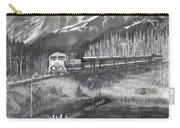 Alaska Railroad Near Whittier Carry-all Pouch
