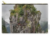 Alaska Sea Stack Carry-all Pouch