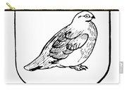 Alaska: State Bird Carry-all Pouch