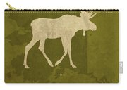 Alaska State Facts Minimalist Movie Poster Art Carry-all Pouch