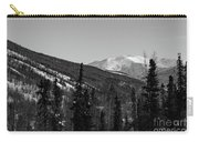Alaska Wilderness Bw Carry-all Pouch