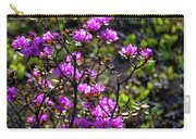 Alaska Wildflowers Carry-all Pouch