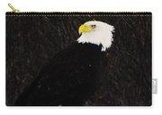 Alaskan Bald Eagle Carry-all Pouch