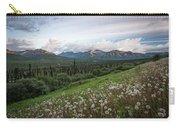 Alaskan Dandelions  Carry-all Pouch