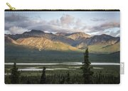 Alaskan Glacial Valley Carry-all Pouch