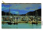 Alaskan Harbor 7 Carry-all Pouch