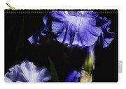 Alaskan Seas Iris  Carry-all Pouch