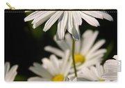 Alaskan Shasta Daisy Carry-all Pouch