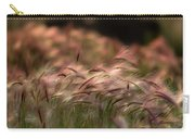 Alaskan  Summer Foxtail Carry-all Pouch