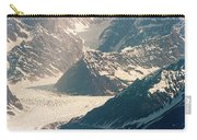 Alasks Glacier Range Denali Nation Park  Carry-all Pouch