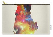 Albania Watercolor Map Carry-all Pouch