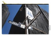 Albany And Washington Carry-all Pouch