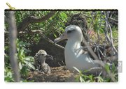 Albatross Mom And Baby Carry-all Pouch