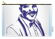 Albert Collins Carry-all Pouch