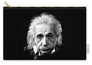 Albert Einstein Circa 1952 Carry-all Pouch