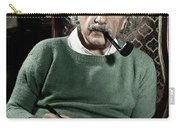 Albert Einstein Carry-all Pouch