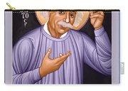 Albert Einstein  Scientist, Humanitarian, Mystic - Rlabe Carry-all Pouch