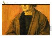 Albrecht Durer Father 1497 Carry-all Pouch
