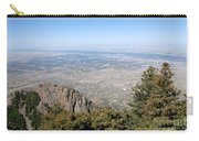 Albuquerque And The Rio Grande Carry-all Pouch
