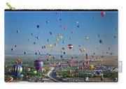 Albuquerque Balloon Fiesta Carry-all Pouch