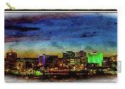 Albuquerque New Mexico Skyline Carry-all Pouch