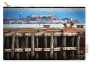 Alcatraz Beyond The Pier Carry-all Pouch