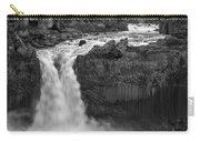 Aldeyjarfoss Waterfall Iceland 3353 Carry-all Pouch