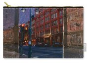 Ale House And Street Lamp Carry-all Pouch